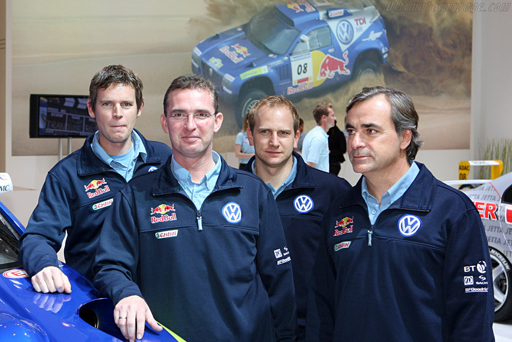 Ready for Dakar    - 2007 Essen Motor Show