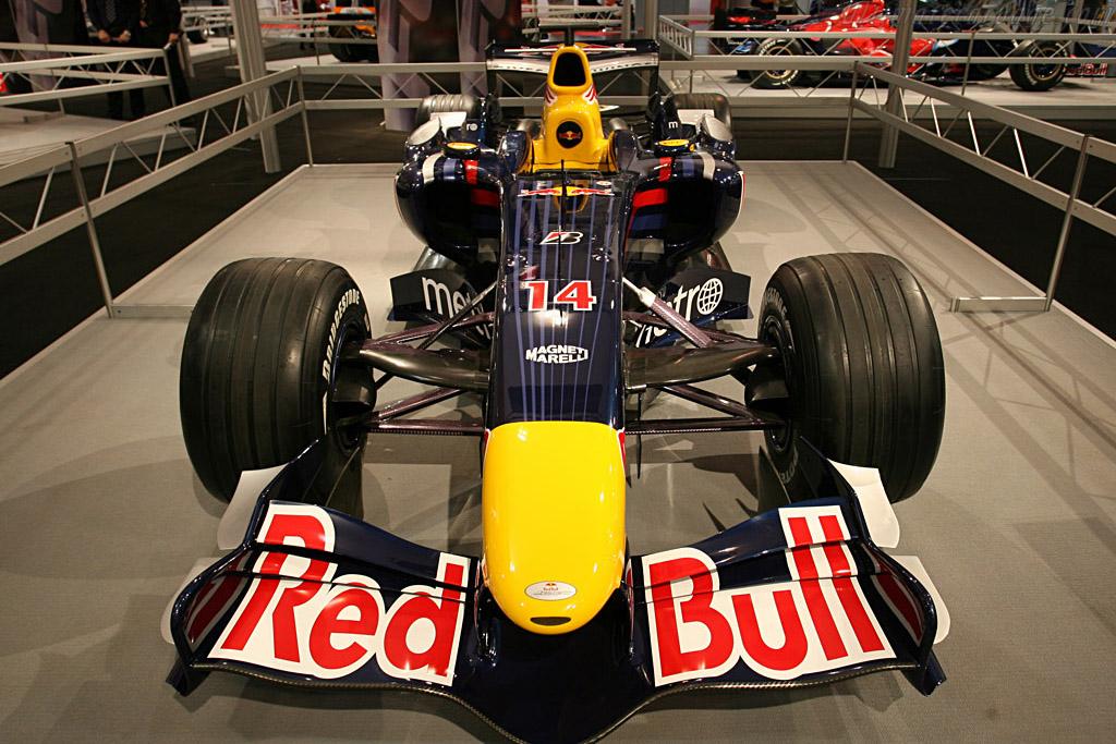 Red Bull Racing    - 2007 Essen Motor Show
