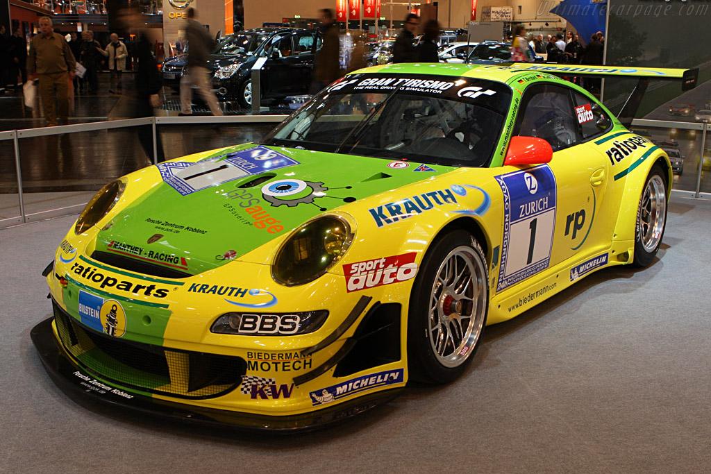 Ring 24 Hour winning Porsche    - 2007 Essen Motor Show