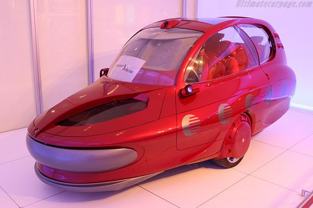 Sbarro Assystem City Car    - 2007 Essen Motor Show