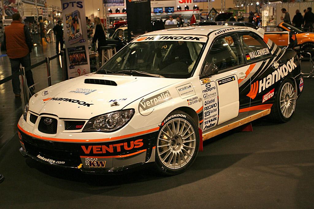 Subaru Impreza    - 2007 Essen Motor Show