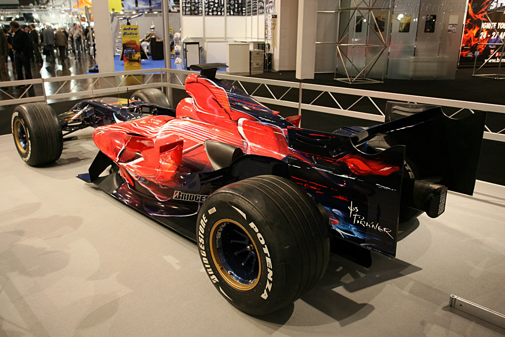 Torro Rosso    - 2007 Essen Motor Show