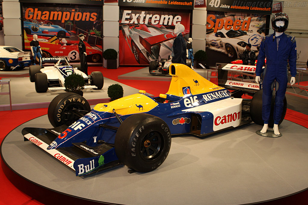Williams FW14B Renault    - 2007 Essen Motor Show