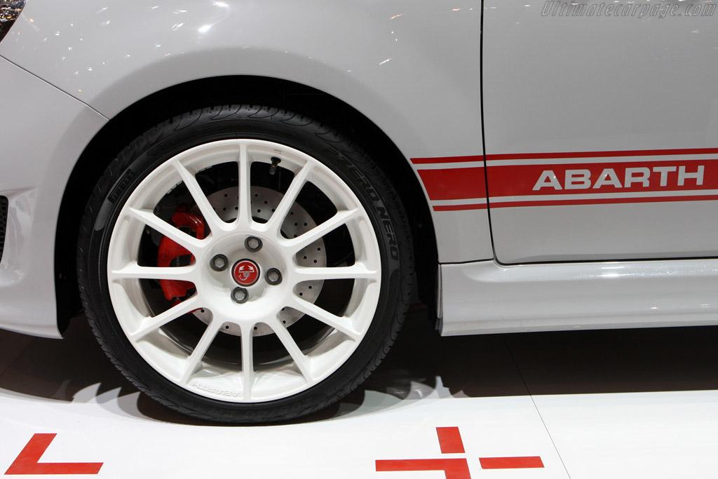 Fiat Abarth 500 Esseesse 2008 Essen Motor Show
