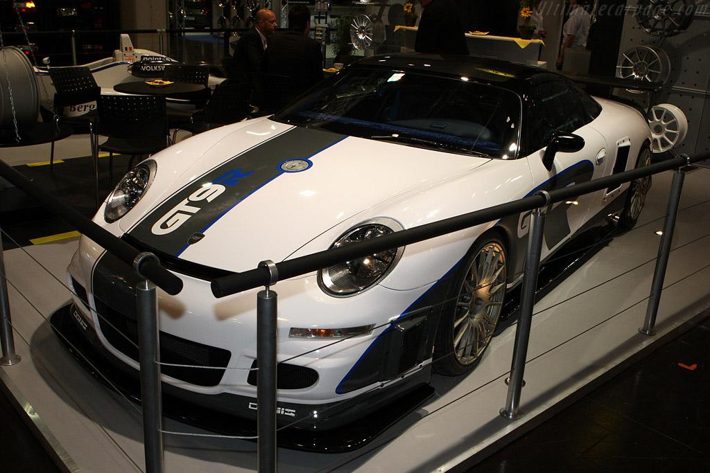 9ff GT9-R    - 2008 Essen Motor Show