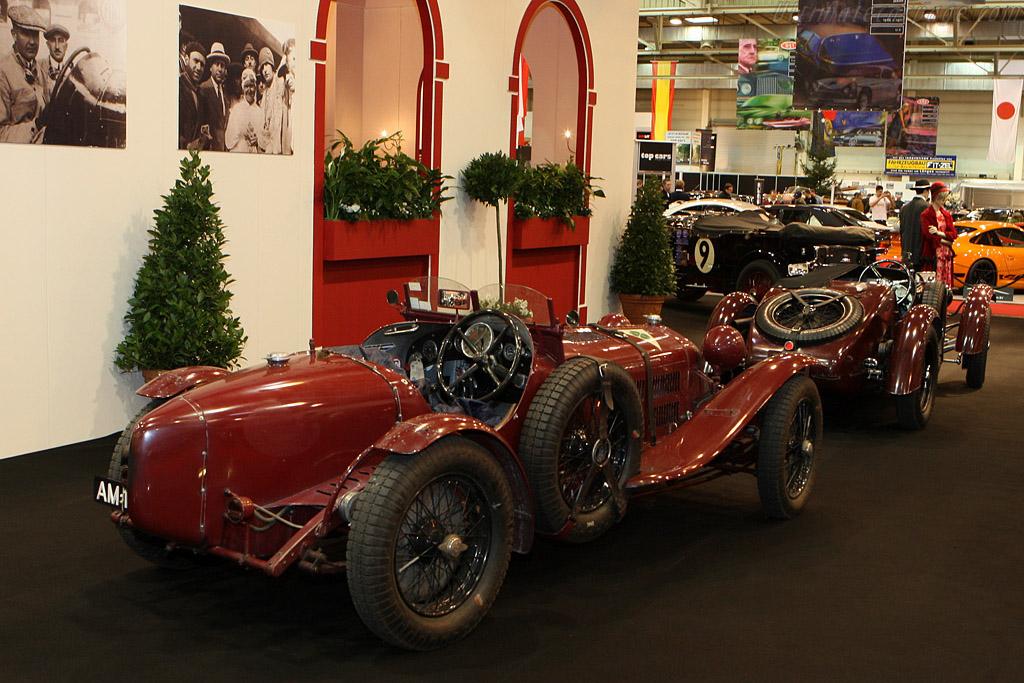 Alfa Romeo 8C 2300    - 2008 Essen Motor Show