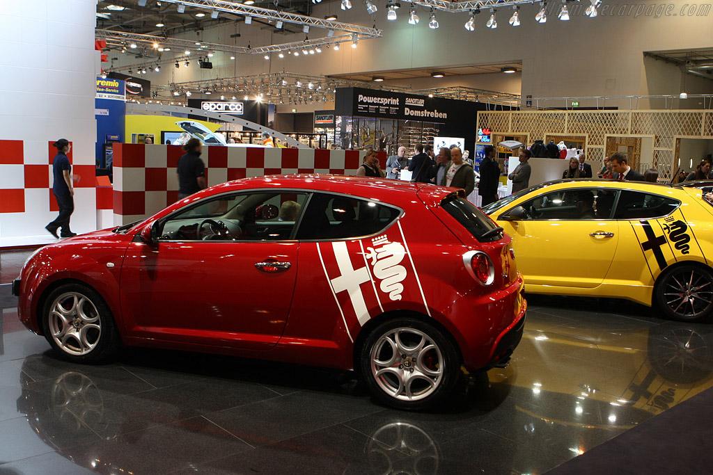 Alfa Romeo Mi.To    - 2008 Essen Motor Show