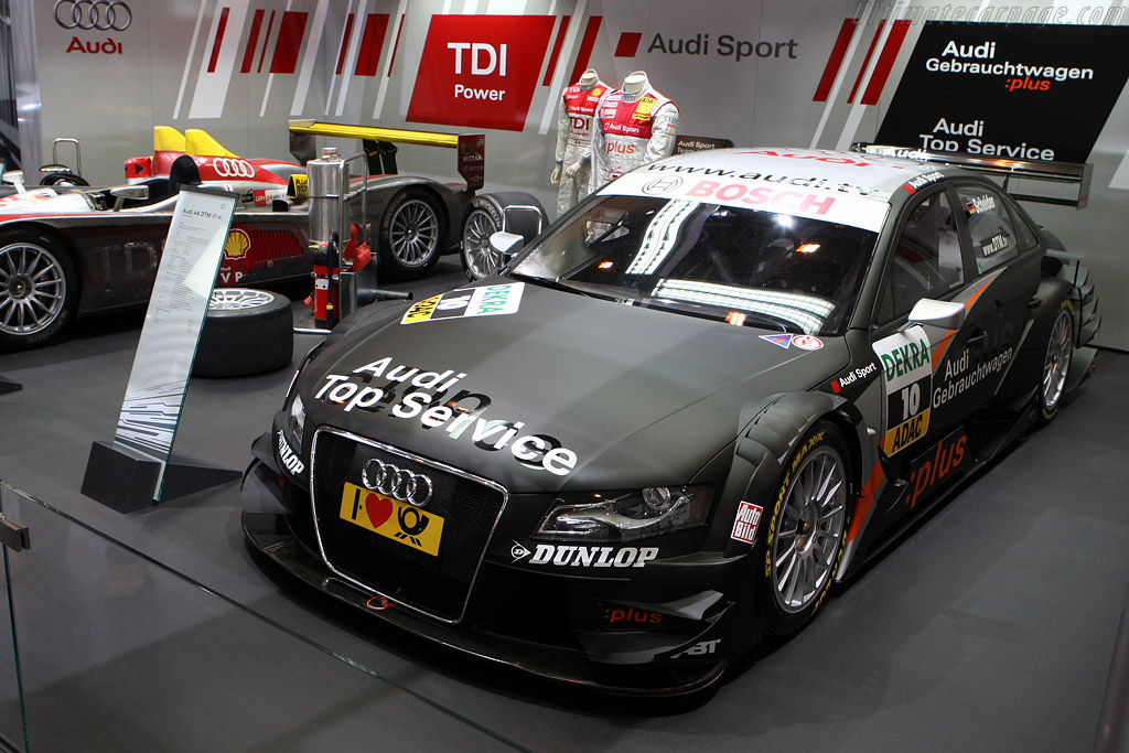 Audi A4 DTM    - 2008 Essen Motor Show