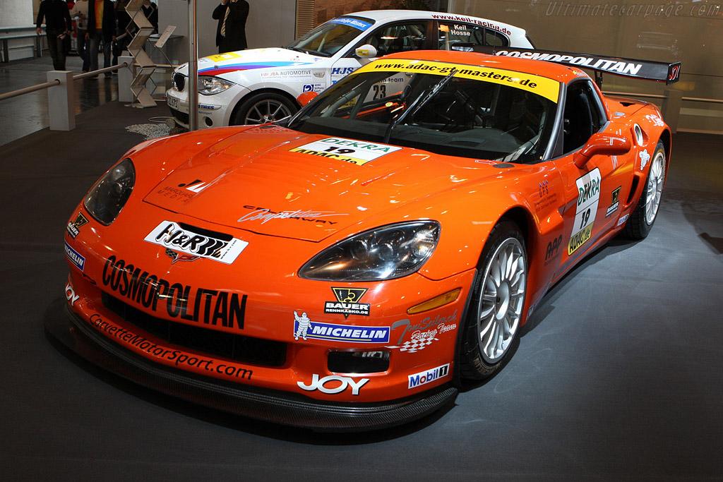 Chevrolet Corvette GT3    - 2008 Essen Motor Show