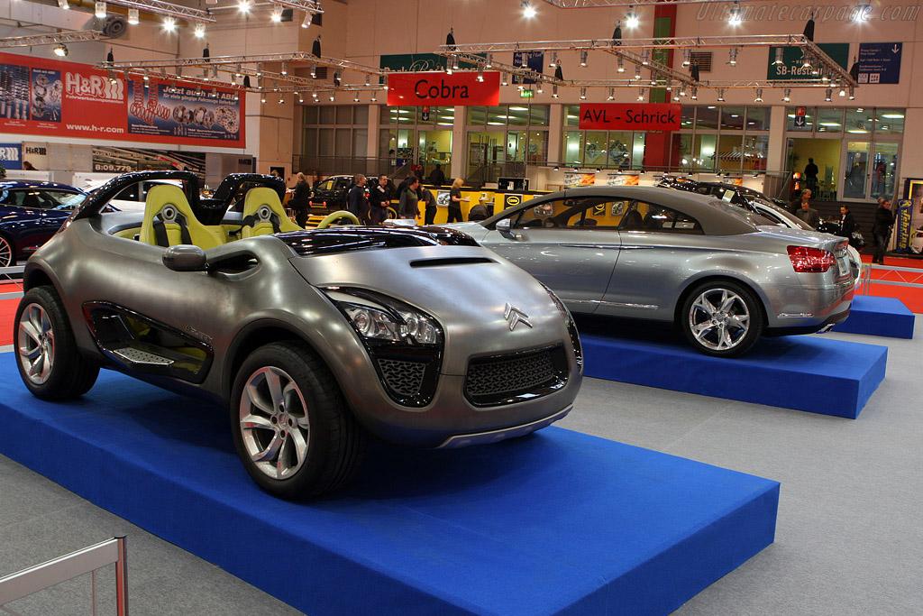 Citroën C-Buggy Concept    - 2008 Essen Motor Show