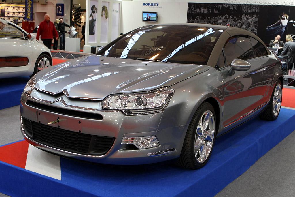 Citroën C5 Airspace Concept    - 2008 Essen Motor Show