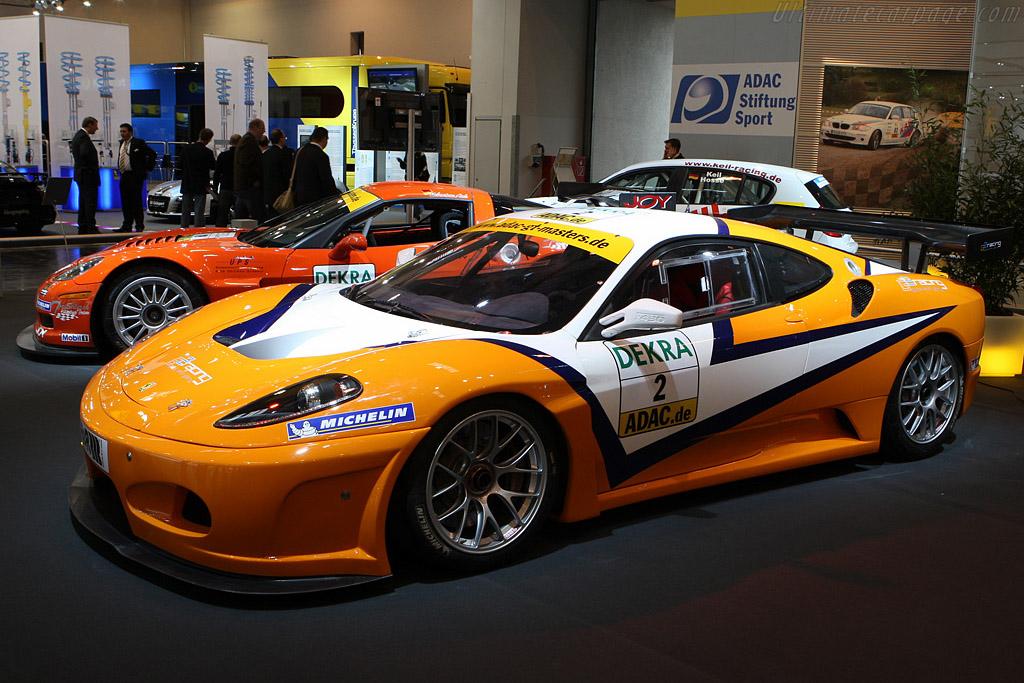 Ferrari F430 GT3    - 2008 Essen Motor Show