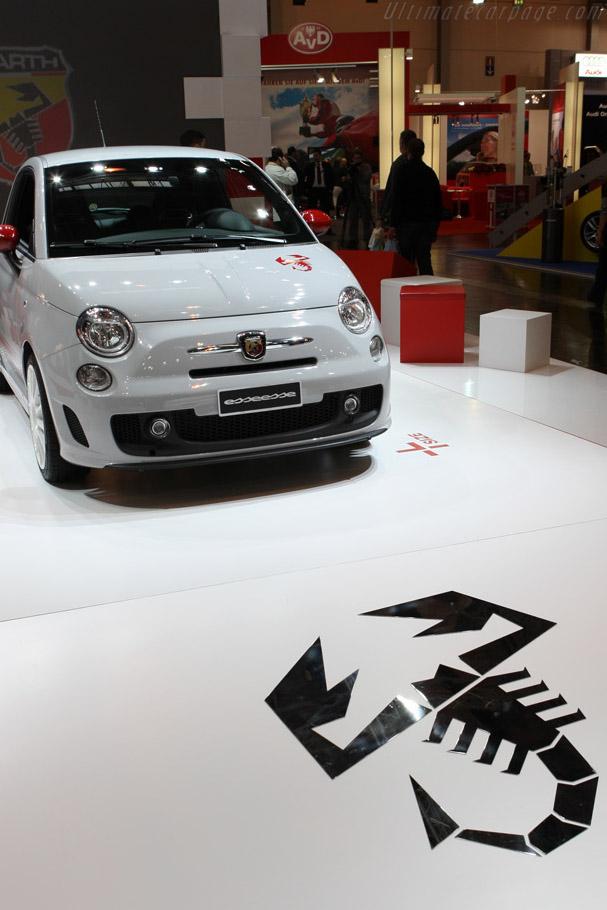 Fiat-Abarth 500 esseesse    - 2008 Essen Motor Show