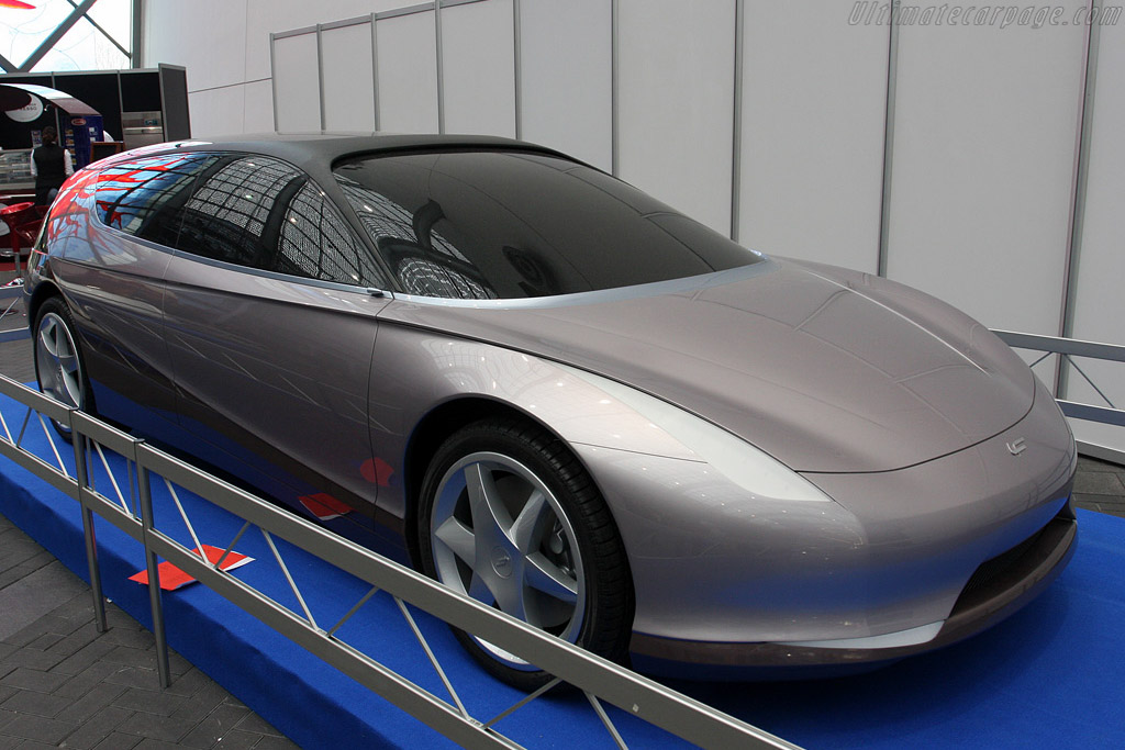 Fioravanti Hidra Concept    - 2008 Essen Motor Show