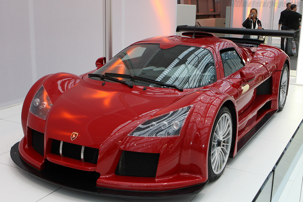 Gumpert Apollo    - 2008 Essen Motor Show