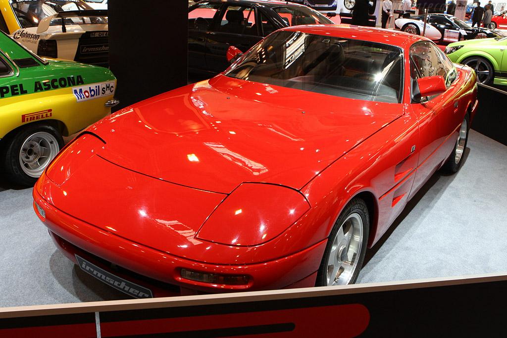 Irmscher GT    - 2008 Essen Motor Show