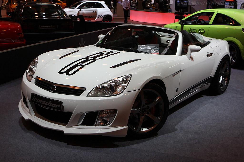 Irmscher GT i40 V8    - 2008 Essen Motor Show