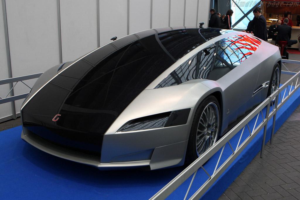 Italdesign Quaranta Concept    - 2008 Essen Motor Show