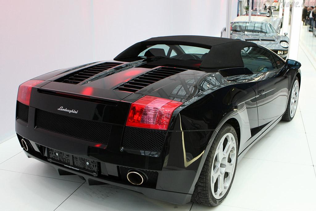 Lamborghini Gallardo Spyder    - 2008 Essen Motor Show