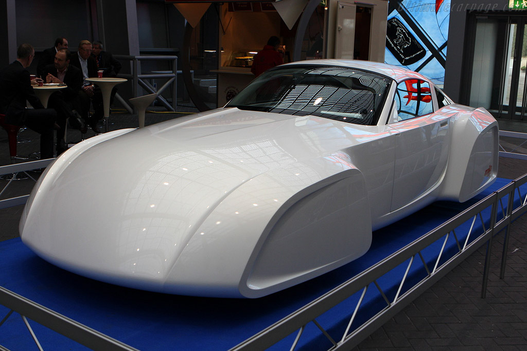 Magna Steyr Mila Future Concept    - 2008 Essen Motor Show
