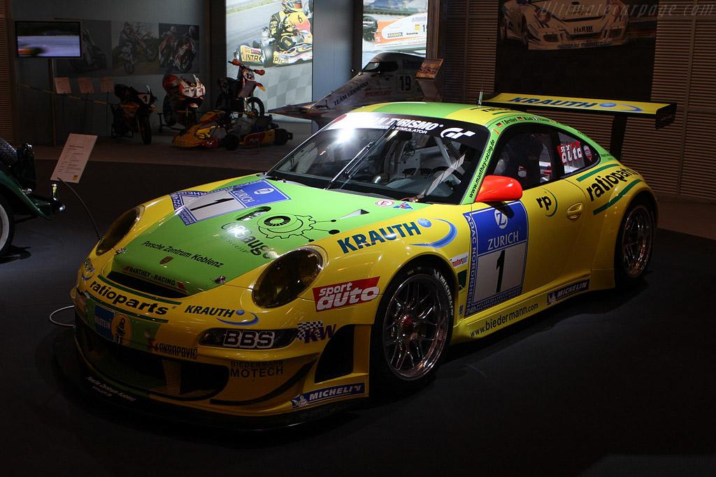 Porsche 997 GT3 RSR ('Ring 24 Hours winner)    - 2008 Essen Motor Show