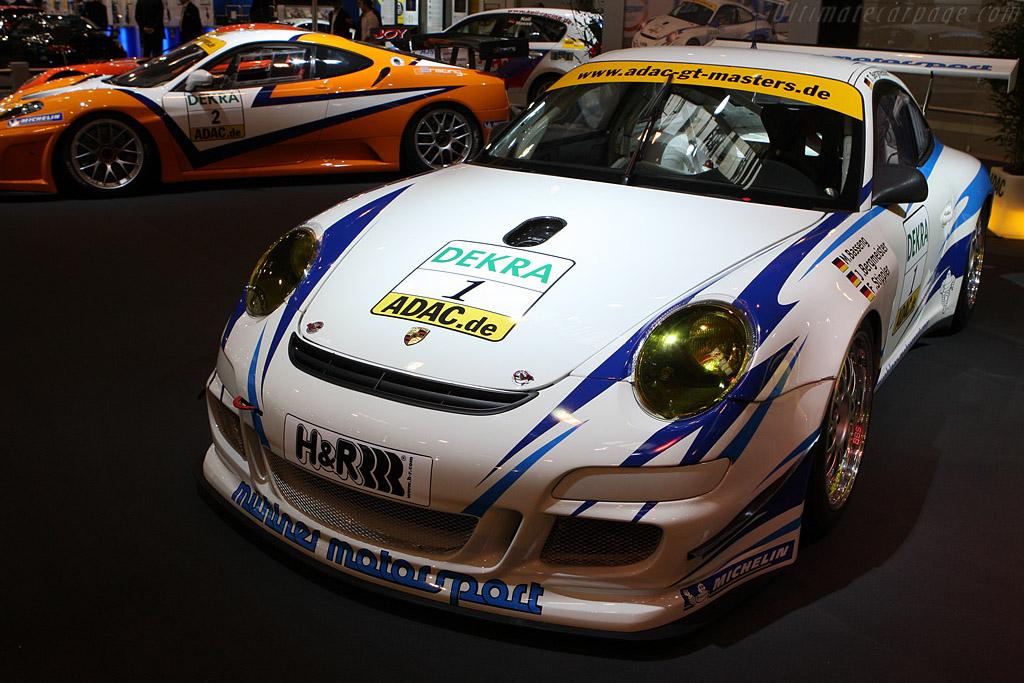 Porsche 997 GT3 S Cup    - 2008 Essen Motor Show