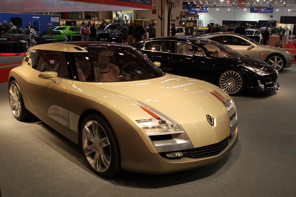 Renault Altica Concept    - 2008 Essen Motor Show