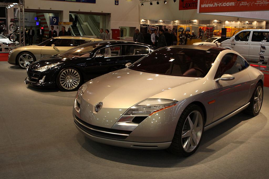 Renault Fluence Concept    - 2008 Essen Motor Show