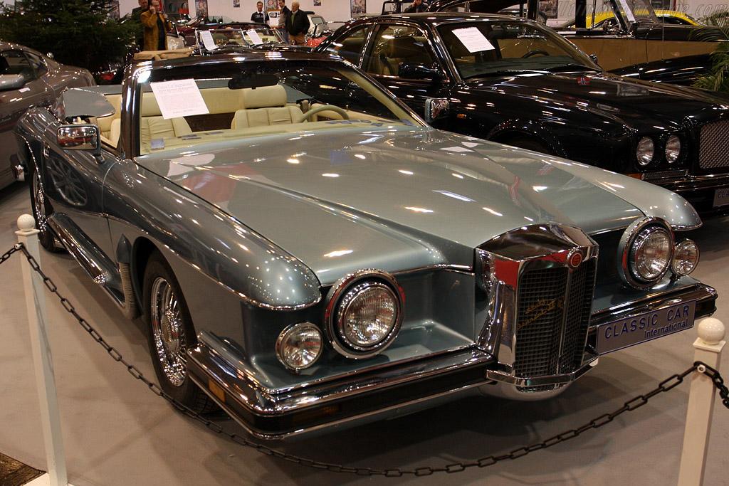Stutz Bearcat II    - 2008 Essen Motor Show