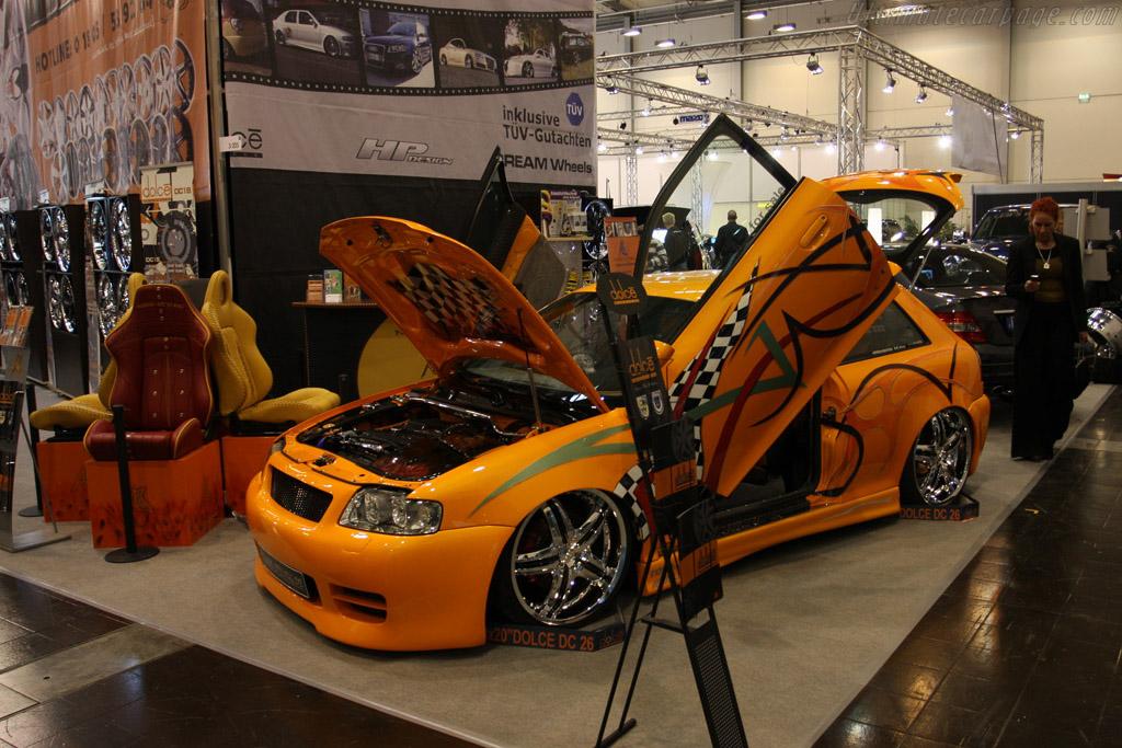Welcome to the Essen Motorshow    - 2008 Essen Motor Show