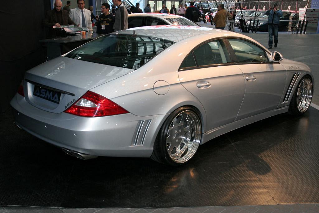 Asma CLS Shark    - 2005 Essen Motor Show