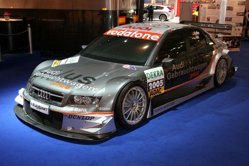 Audi A4 DTM    - 2005 Essen Motor Show