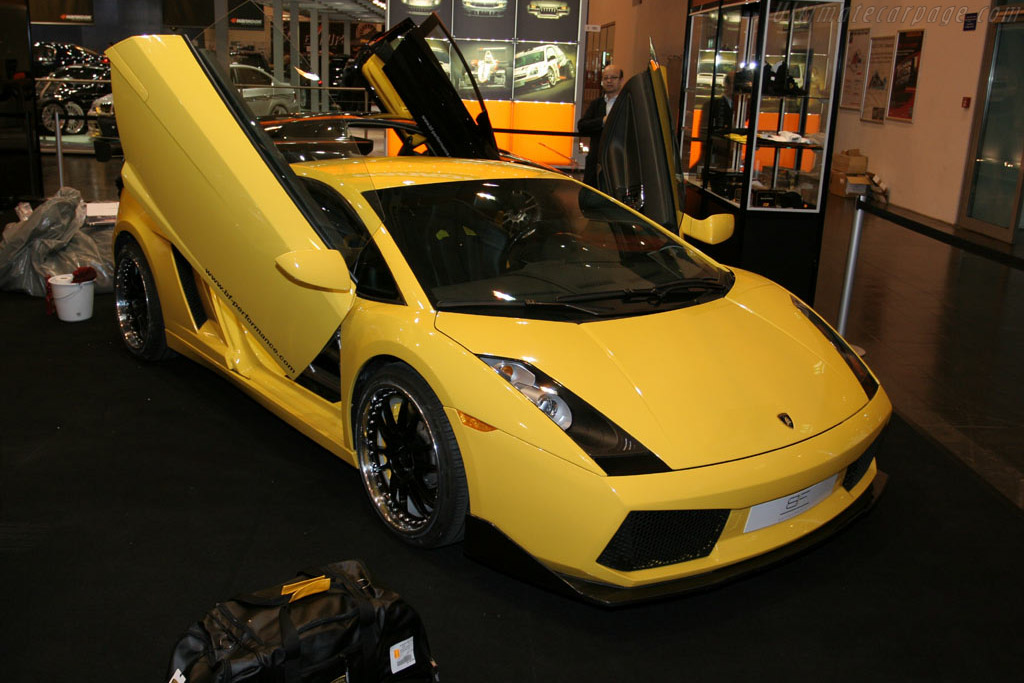 BF Performance Gallardo    - 2005 Essen Motor Show