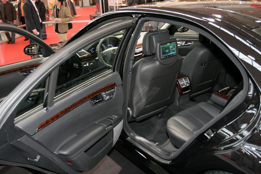 Brabus S V12 S    - 2005 Essen Motor Show