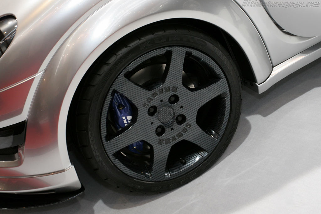 Brabus Smart ForFour    - 2005 Essen Motor Show