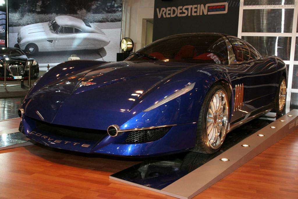 Chevrolet Corvette Moray    - 2005 Essen Motor Show