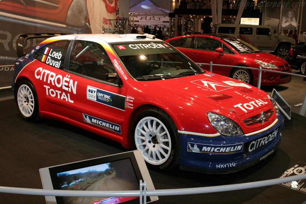 Citroën Xsara WRC    - 2005 Essen Motor Show