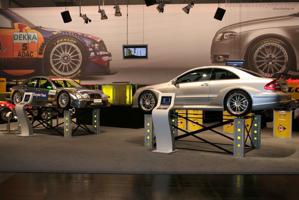 Dunlop for road and track    - 2005 Essen Motor Show
