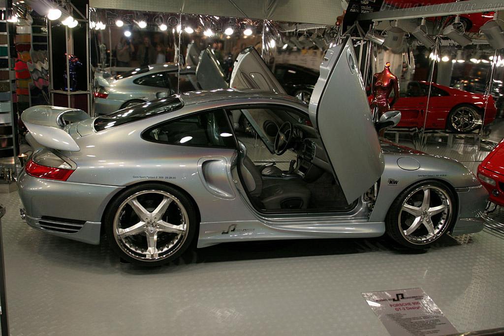 Extreme Porsche    - 2005 Essen Motor Show