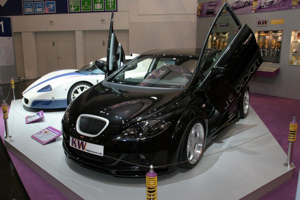 JE Design Seat Leon    - 2005 Essen Motor Show