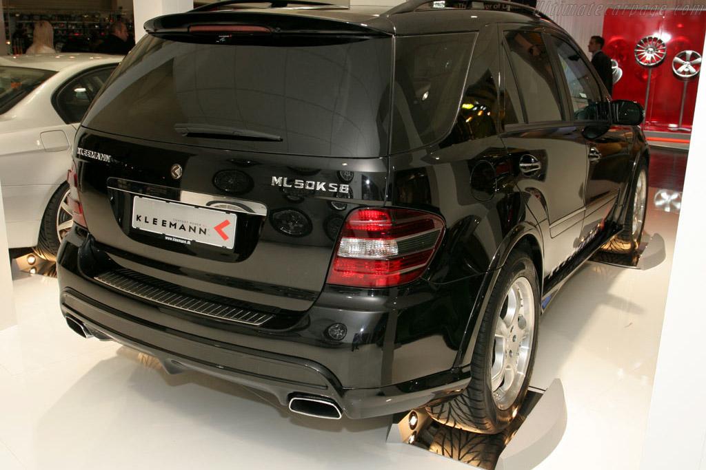 Kleemann ML50K S8    - 2005 Essen Motor Show