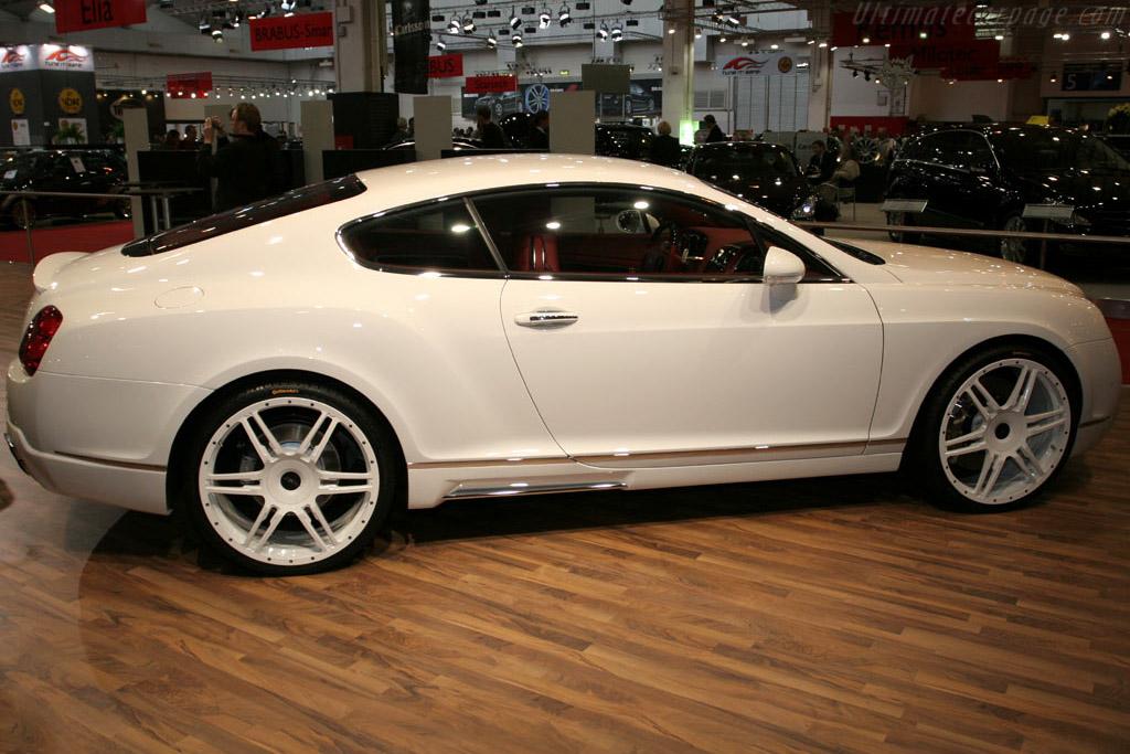 Mansory Continental GT    - 2005 Essen Motor Show