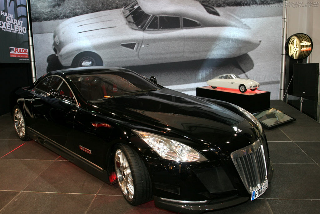Maybach Exelero    - 2005 Essen Motor Show