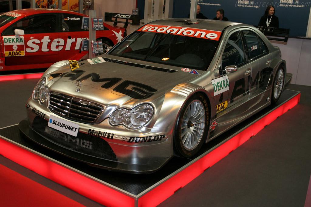 Mercedes-Benz C-Class DTM    - 2005 Essen Motor Show