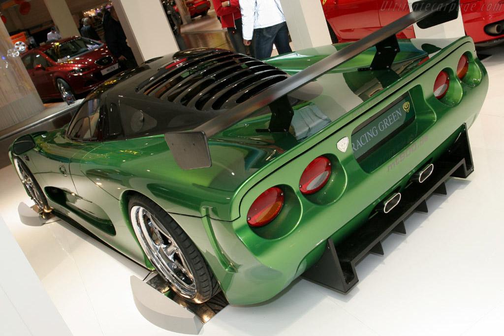 Mosler MT900 S    - 2005 Essen Motor Show
