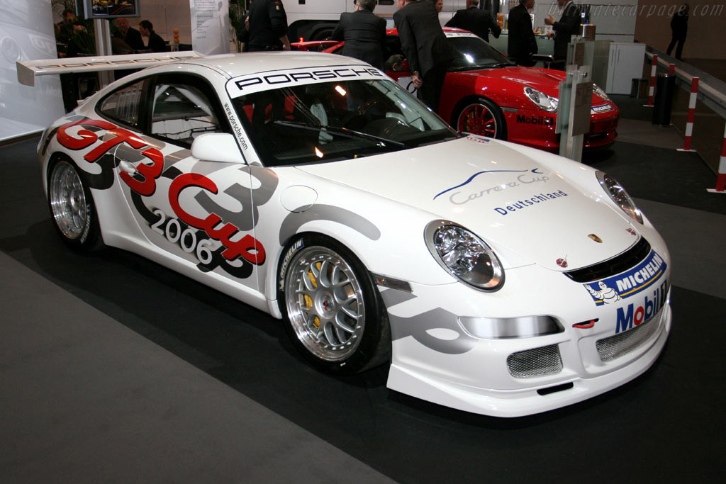 Porsche 911 GT3 Cup    - 2005 Essen Motor Show