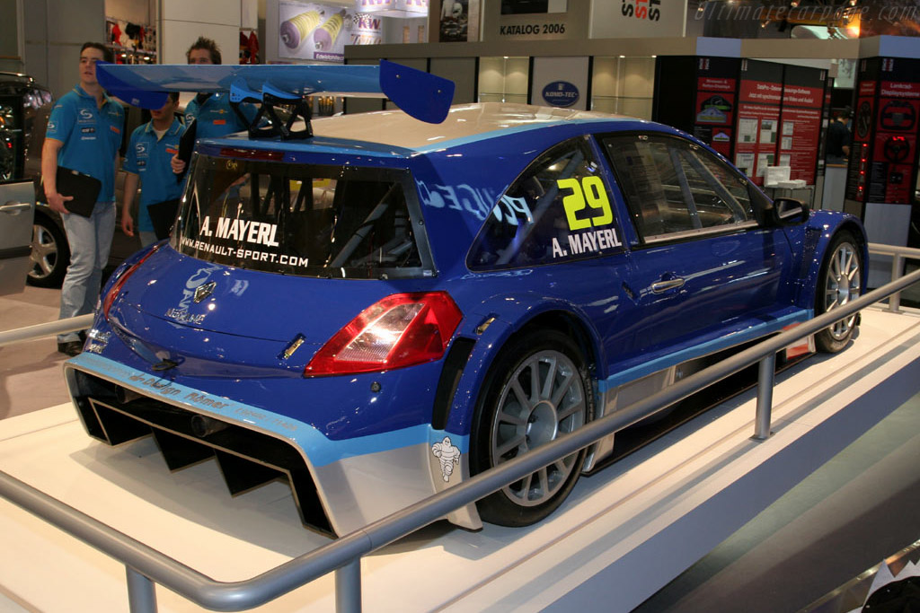 Renault Megane Trophy    - 2005 Essen Motor Show