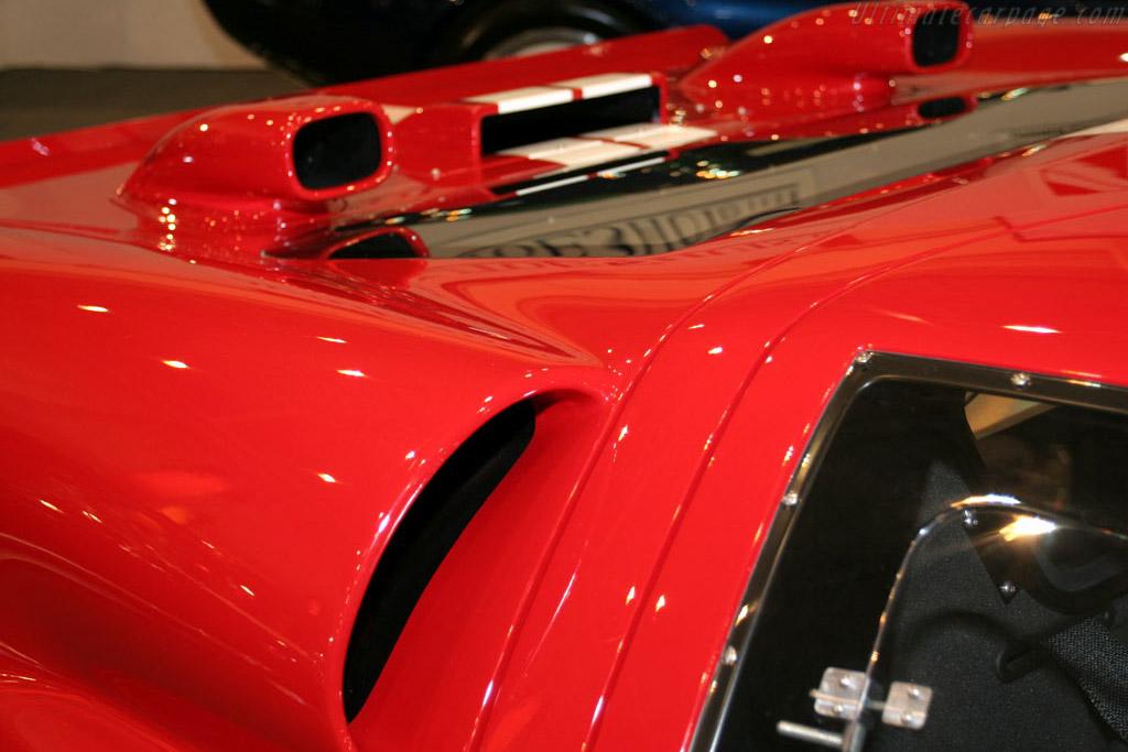 Superformance GT Mk II    - 2005 Essen Motor Show