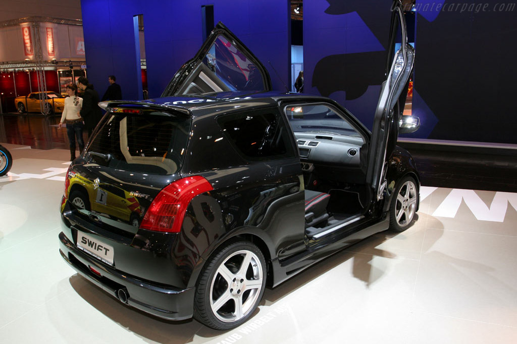 Suzuki Swift Wings    - 2005 Essen Motor Show