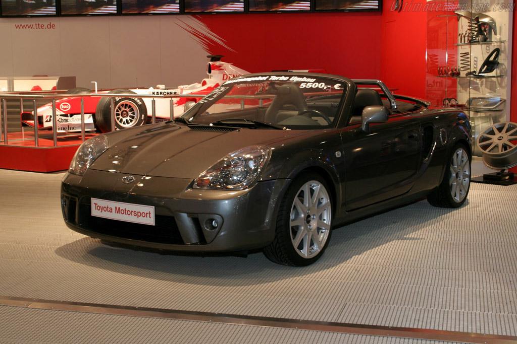 Toyota MR2 TTE Turbo    - 2005 Essen Motor Show